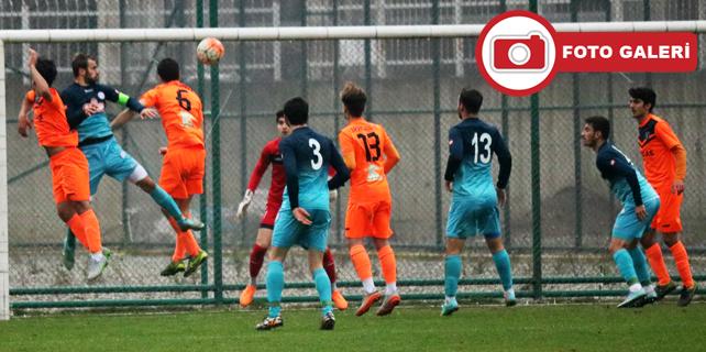 Çaykur Rizespor U21: 1 - Medipol Başakşehir U21: 0