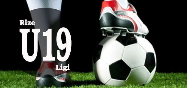 Rize 1. Küme U-19 Ligi kuraları çekildi