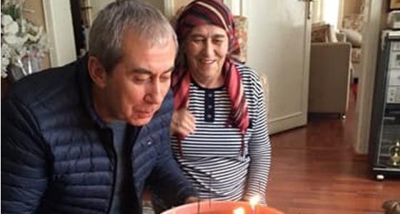 1. Sınıf emniyet müdürüne annesinden Rize usulü doğum günü