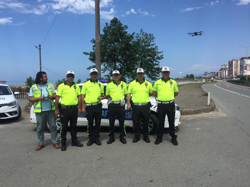 120 Personel İle Trafik Denetimleri Yürütülüyor