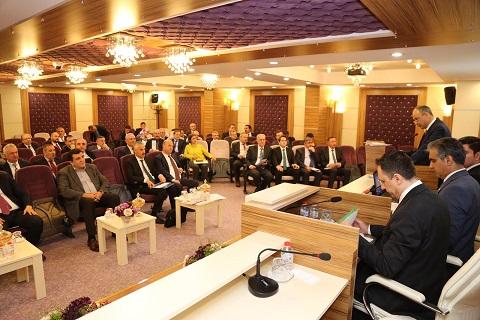 2019 Yılı 2.Dönem İl Koordinasyon Kurulu Toplantısı Yapıldı