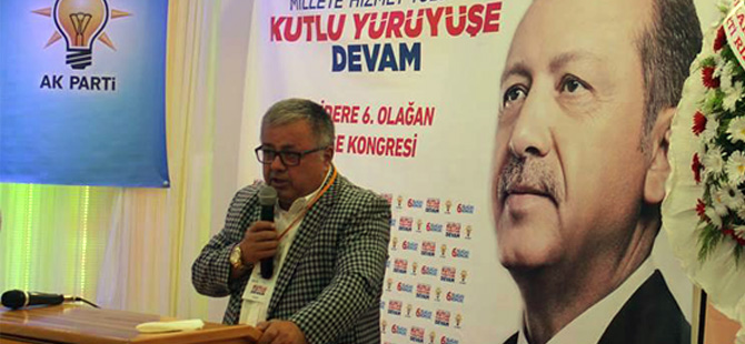 27 Muhtar ve STK'dan İyidere Belediye Başkanı Ahmet Mete'ye Destek