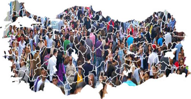 8 Yıl Sonrası İçin Öngörülen Nüfus Artış Oranı