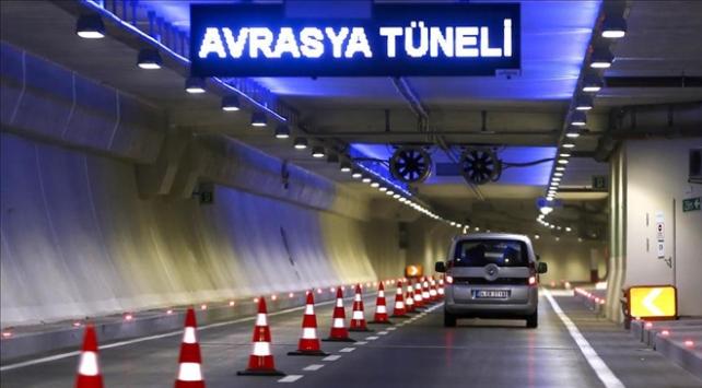 Ulaştırma Bakanlığı açıkladı: Avrasya Tüneli'nde zam yok