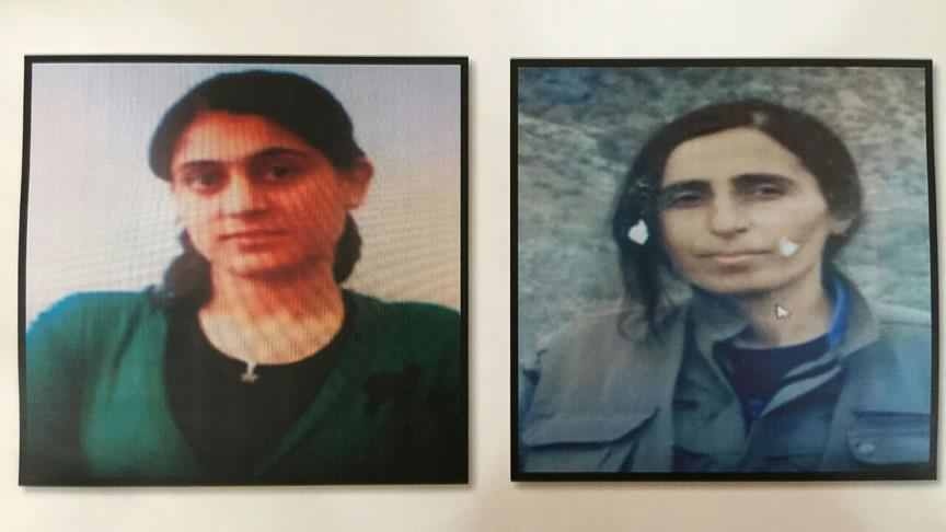 Siirt'te öldürülen teröristlerin kimliği belli oldu