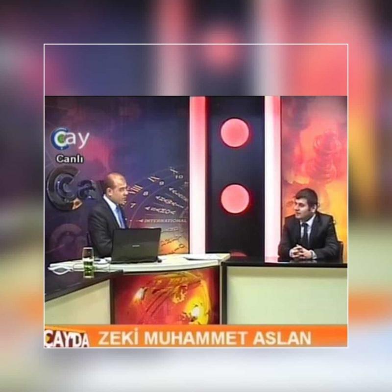 Ak Parti Rize Engelliler Koordinasyon Merkezi Başkanı Zeki Muhammet ASLAN Beklentilerimiz Yüksek