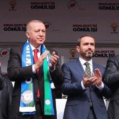 Ak Parti Rize İl Başkanı İshak Alim'den Kongre Açıklaması