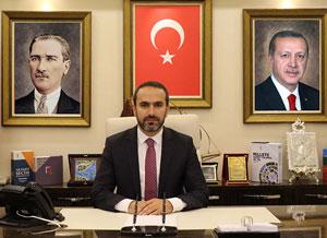 AK Parti Rize İl Başkanı Alim'den 23 Nisan Mesajı