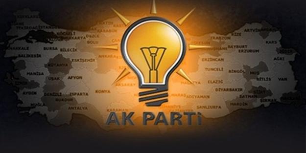 Ak Parti Rize Milletvekili Adayları belli oldu.