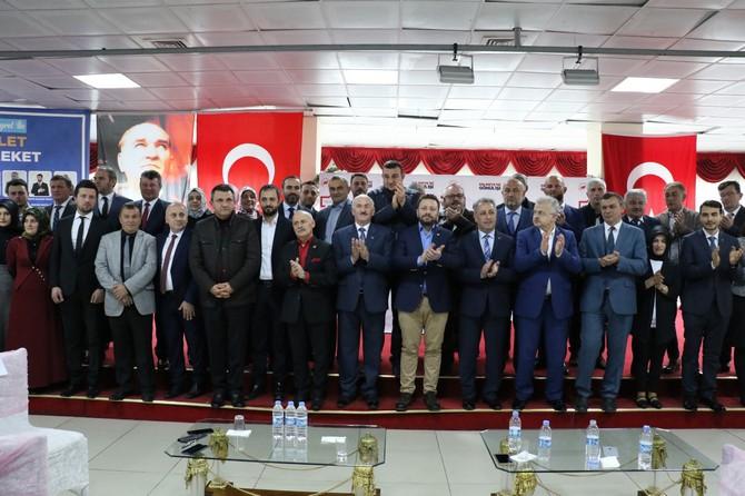 AK Parti'den Derepazarı'nda Görkemli Aday Tanıtımı