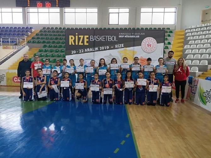 ANALİG Basketbol Grup Müsabakaları Sona Erdi
