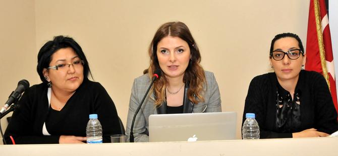 Avukatlar Kadın Haklarını Anlattı