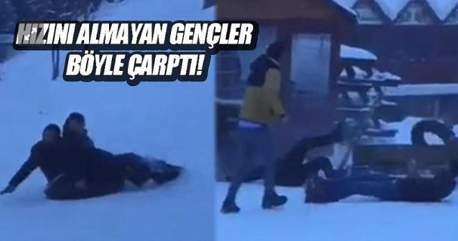 Ayder'de Şambrel Kazası!