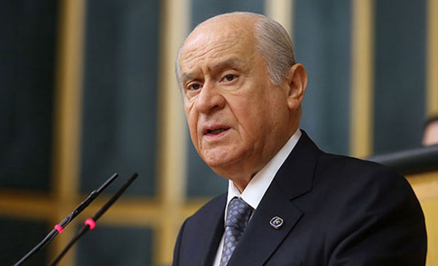 Bahçeli: MHP, hükümetin tekliflerine tam destek verecektir