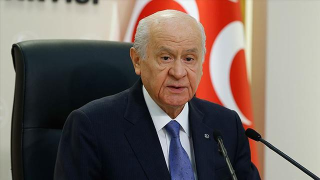 Bahçeli: Türkiye planlı bir kaos sürecine sokulmak isteniyor