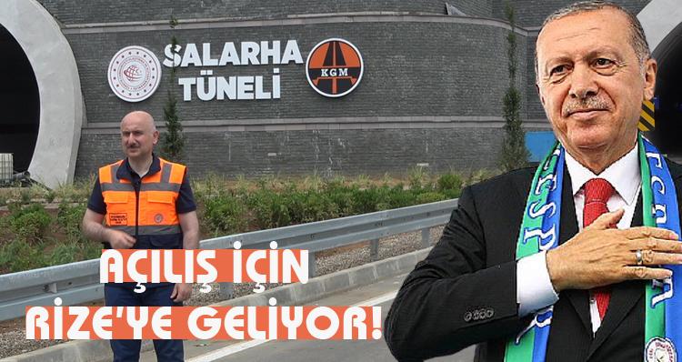 Bakan Adil Karaismailoğlu Açıkladı, Cumhurbaşkanı Erdoğan Tekrar Geliyor!