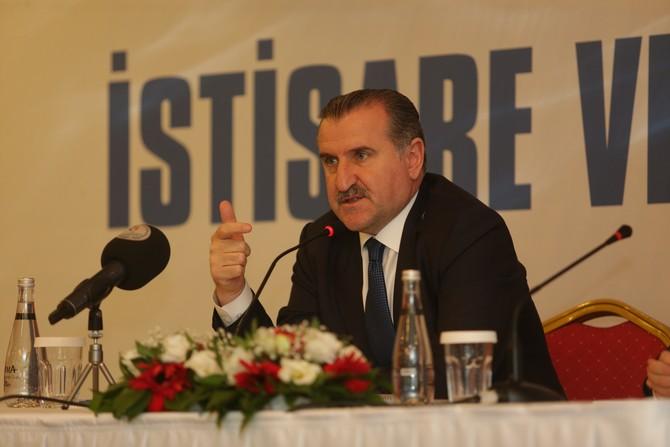 Bakan Osman Aşkın Bak, KYK İl Müdürleri ile Bir Araya Geldi