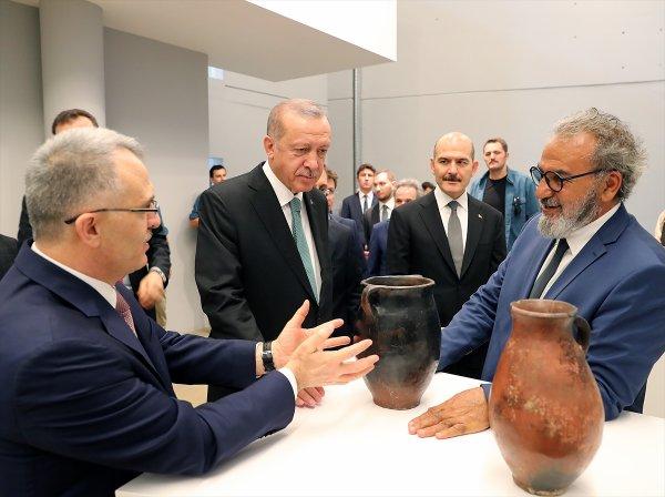 Başkan Erdoğan, Bayburt'ta