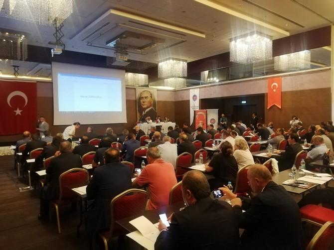 Başkan Metin, Doğu Karadeniz Belediyeler Birliği 1. Başkan Vekilliğine Seçildi