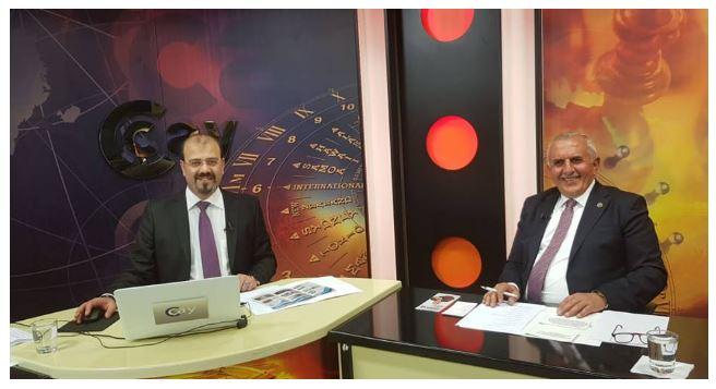 Başkan Serdar, Kendirli'de Yapılan Devasa Yatırımları Gündem Özelde Anlattı VİDEO