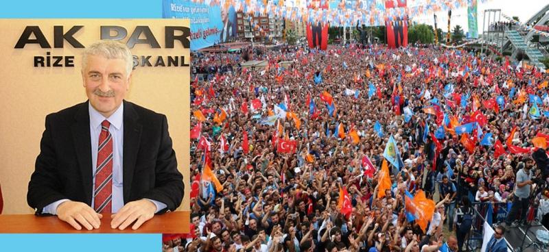 Başkan Vekili Er'den Teşekkür