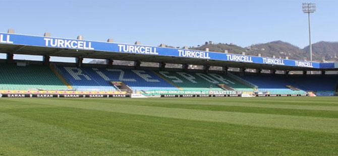BB Erzurumspor - Samsunspor Maçı Rize'de Oynanacak