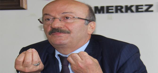 Bekaroğlu, Rize'nin Zehir Bacalarını Bakan'a Sordu