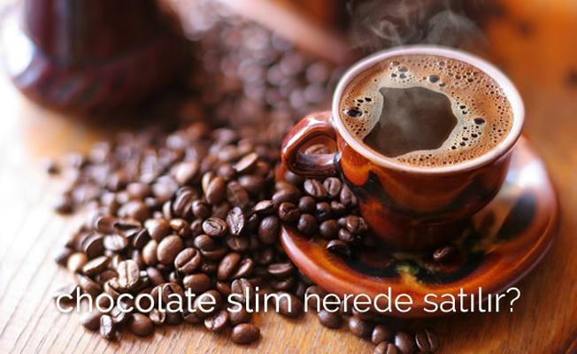 Bizleri bekleyen chocolateslim kullanımı ve kilo vermede yararları