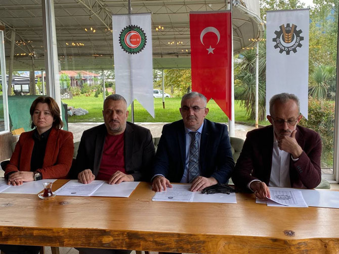 Bursalı, ÇAYKUR toplu iş sözleşmesinin detaylarını açıkladı
