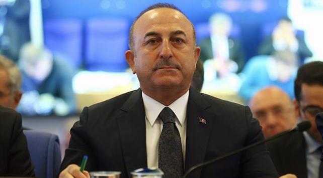 Çavuşoğlu: Uluslararası soruşturma şart