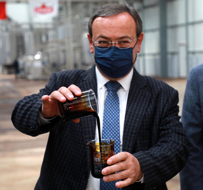 ÇAYKUR, Çay Ekstraktı Üreterek Yıllık 10 Bin Ton Çay Lifi ve Atıklarını Ekonomiye Kazandıracak