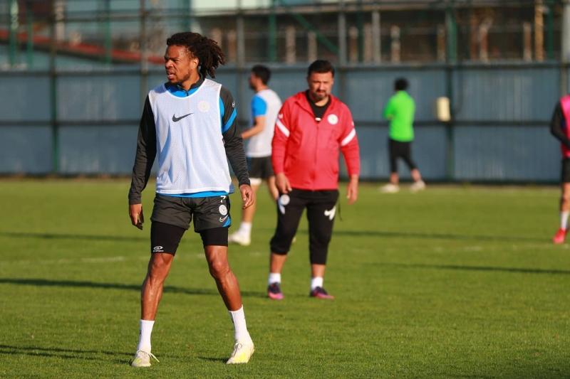 Çaykur Rizespor Fraport-Tav Antalyaspor maçının hazırlıklarını sürdürüyor