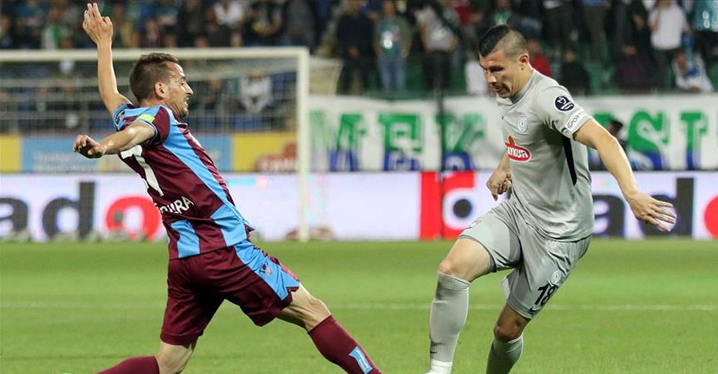 Çaykur Rizespor ile Trabzonspor 39. Randevuda