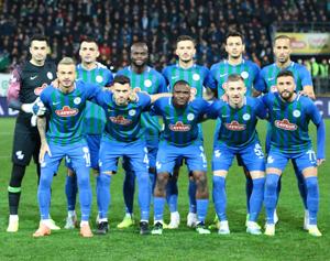 Çaykur Rizespor, Süper Lig'de En Fazla Harcama Limitine Sahip 6. Kulüp