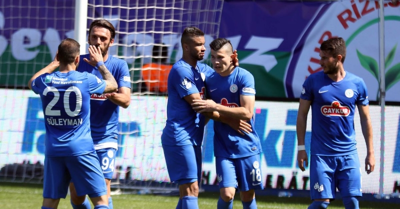 Çaykur Rizespor UEFA ve Ulusal Kulüp Lisansı Alan 12 Kulüp Arasında