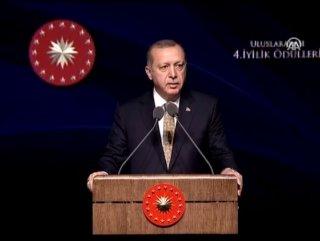 Cumhurbaşkanı: 3400 terörist etkisiz hale getirildi