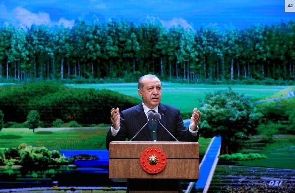 Cumhurbaşkanı, açılış töreninde Kılıçdaroğlu'na yüklendi