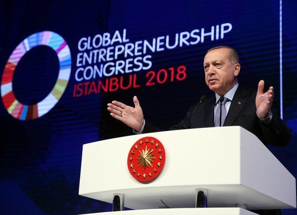 Cumhurbaşkanı Erdoğan: Türkiye'nin genç nüfusa ihtiyacı var