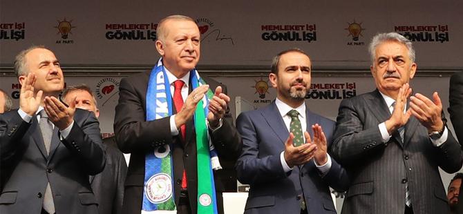 Cumhurbaşkanı Erdoğan Kurban Bayramından Önce Rize'de