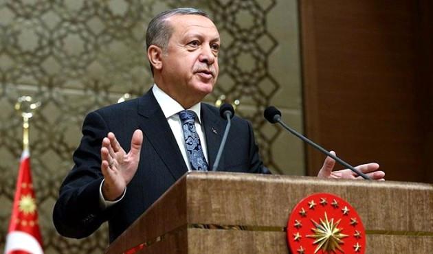 Cumhurbaşkanı Erdoğan'dan Kılıçdaroğlu'na Afrin yanıtı