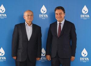 DEVA Partisi Rize İl Başkanlığına Ömer Köroğlu Atandı