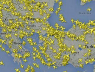 DHMİ havayolu trafiği rakamlarını açıkladı