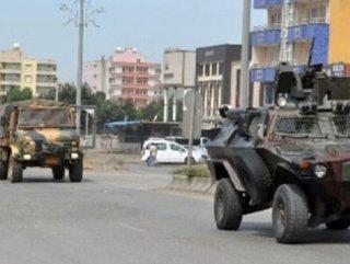 Diyarbakır'da bazı ilçelerde sokağa çıkma yasağı