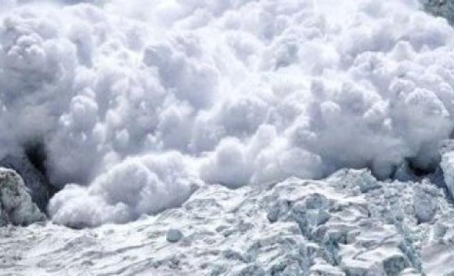 Doğu Karadeniz İçin Meteoroloji'den Çığ Uyarısı