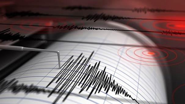 Doğu Karadeniz'de İki İlde Deprem