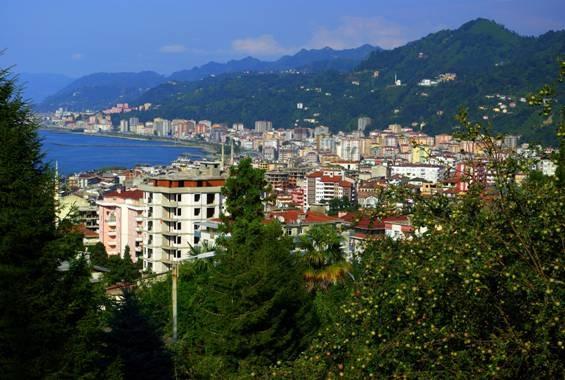 Doğu Karadeniz'de ocak ayında 2 bin 594 konut satıldı