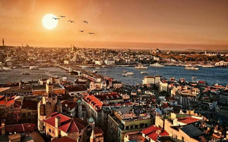 Dünya Turizm Merkezi İstanbul