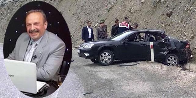 Rizeli imam trafik kazasında öldü