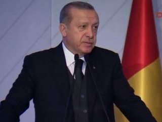 Erdoğan D-8 zirvesinde konuştu