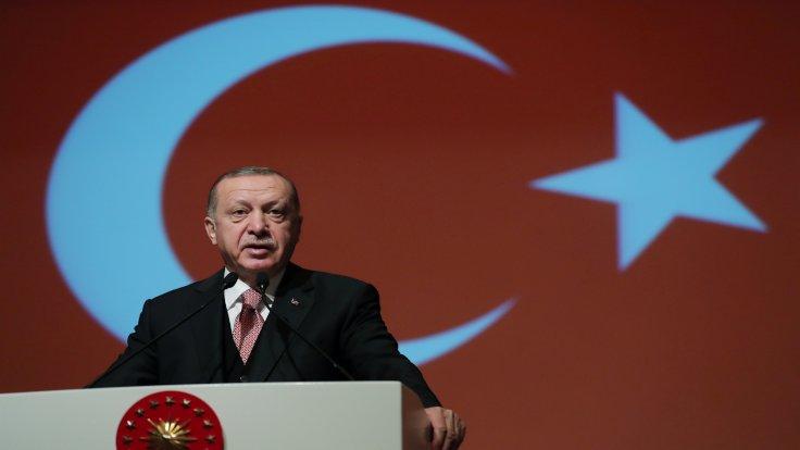 Erdoğan: Evlatlarımıza güçlü bir Türkiye bırakacağız
